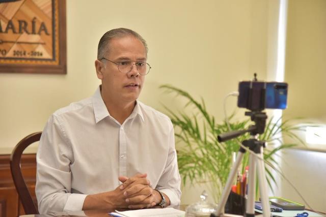 ¡Recortes al presupuesto federal sin objetivo claro, lamenta Antonio Arámbula López!