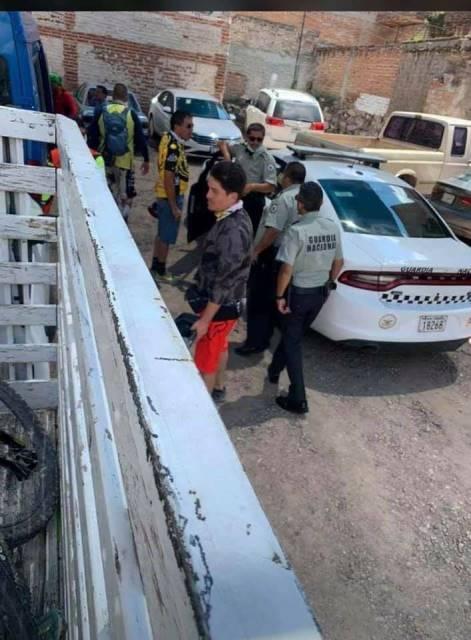 ¡Ciclistas de Aguascalientes fueron asaltados en San Juan de los Lagos!