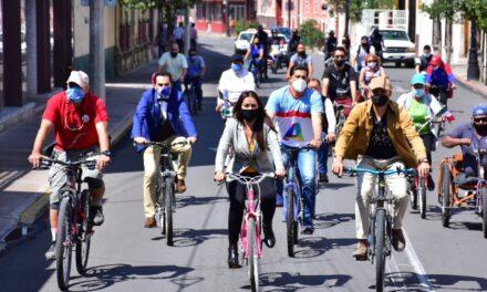 ¡Conmemora Municipio de Aguascalientes el Día Mundial sin Auto!