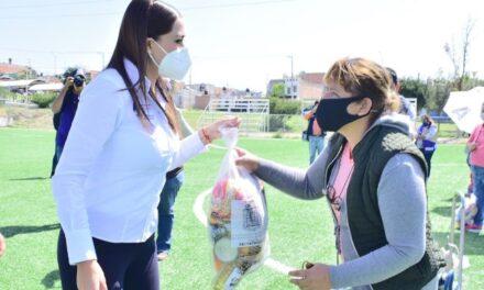 ¡Continúa Municipio de Aguascalientes con la entrega de apoyos alimenticios!