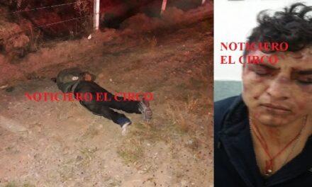 """¡Detuvieron al sicario """"El Paletas"""" que participó en una ejecución en Aguascalientes!"""
