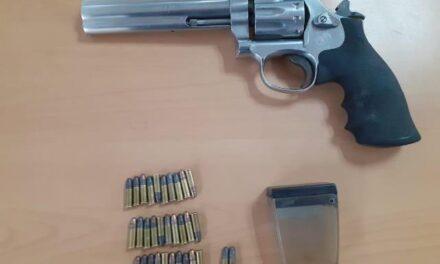¡METROPOL detuvo a 3 sujetos armados en Guadalupe y uno era buscado por violación!