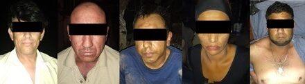 ¡Fue desmantelada una banda dedicada al robo de vehículos en Aguascalientes!
