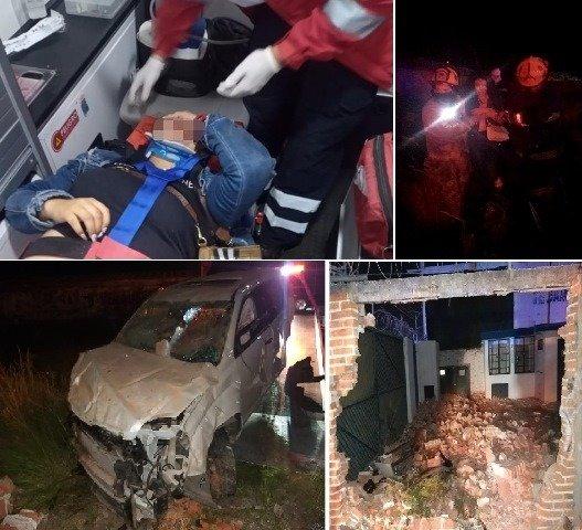 ¡Fuerte accidente en Aguascalientes dejó 2 jóvenes lesionadas y daños por $400 mil!