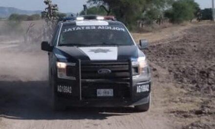 ¡Grave joven que recibió un balazo en la espalda en Aguascalientes!