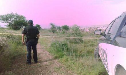 ¡Hombre se quitó la vida colgándose de un árbol en Aguascalientes!