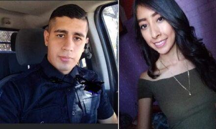 ¡Policía estatal de Aguascalientes resultó herido y su esposa embarazada murió tras accidente en Guanajuato!
