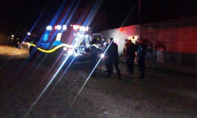¡Ladrón se salvó de morir electrocutado y de una caída de 3 metros en Calvillo, Aguascalientes!