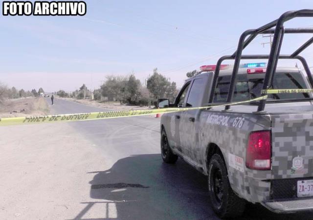 ¡Dos mujeres fueron torturadas y abandonadas en una carretera en Fresnillo!