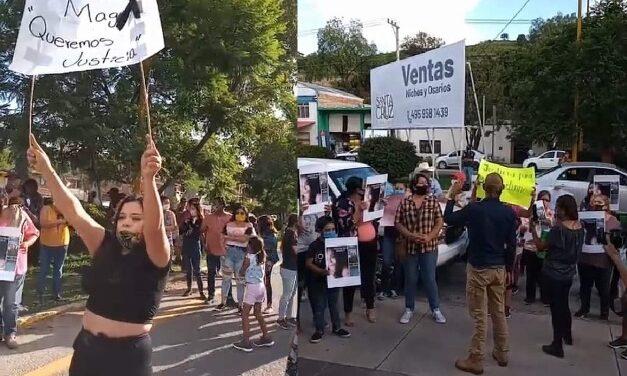 ¡Claman justicia por muerte de joven a la que le negaron la atención en el Hospital General de Calvillo, Aguascalientes!