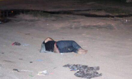 "¡Vehículo ""fantasma"" atropelló y mató a un hombre en Aguascalientes!"