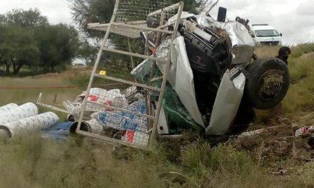 ¡Joven originario de Querétaro se mató tras fuerte accidente en Aguascalientes!