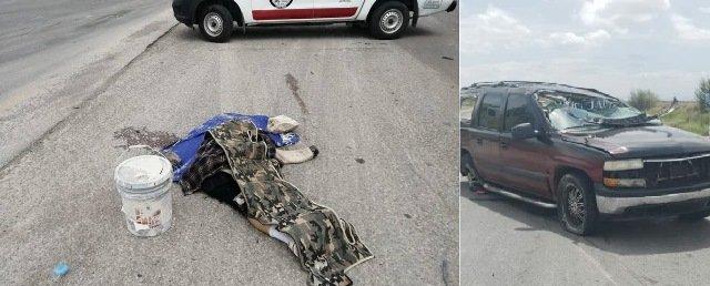 ¡Aguascalentense murió y su hijo quedó herido tras volcadura de su camioneta en Durango!