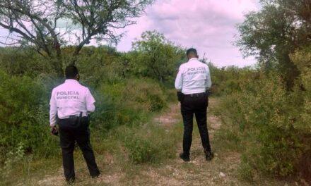 ¡Hallaron muerto a un adulto mayor en un predio en Aguascalientes!