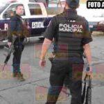 ¡Asesinaron a 2 policías municipales e hirieron a otro tras ataque a la Comandancia de Juan Aldama!