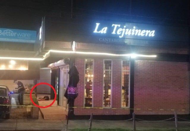 """¡Sicarios """"levantaron"""" a """"El Chico"""" en un bar en Aguascalientes y asesinaron al hermano del dueño que intentó defenderlo!"""