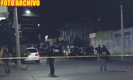 ¡Policías estatales abatieron a un delincuente y detuvieron a otros seis en Jerez!