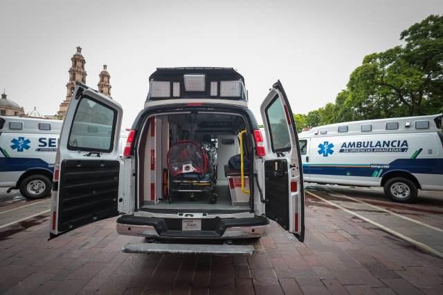 ¡Se solicitan 10 traslados en ambulancia de pacientes por coronavirus al día: Luis Ignacio Romo!