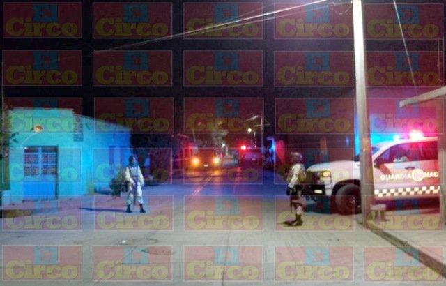 ¡Ejecutaron a dos hombres e hirieron a otro en el Centro de Enrique Estrada!