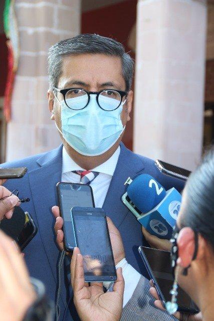 ¡Carecen de credibilidad los narco-videos, en la Fiscalía estamos tranquilos: Jesús Figueroa Ortega!