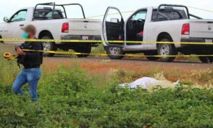 ¡Hombre fue ejecutado de un balazo en la cabeza en Guadalupe!