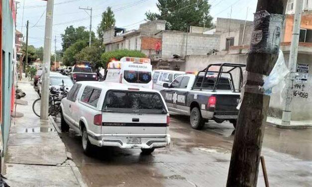 Intentan ejecutar a un jovencito en El Duraznillo en Jerez, Zacatecas