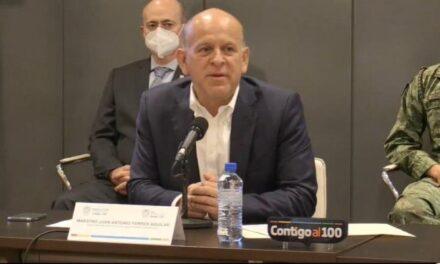 ¡Regalan 'cachitos' de la rifa del avión a hospitales de Aguascalientes: Juan Antonio Ferrer!