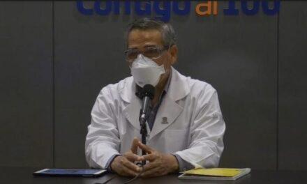 ¡No se reporta saturación de hospitales COVID en Aguascalientes: Miguel Ángel Piza Jiménez!