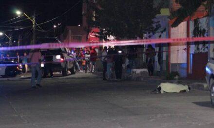 ¡Sangrienta riña en Aguascalientes dejó 1 muerto a balazos, 2 lesionados y 2 detenidos!