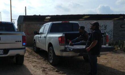 ¡Otra vez balearon a agentes investigadores en un operativo en Aguascalientes!