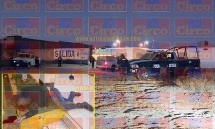 """Ejecutaron a tres hombres y una mujer en el bar """"Mi Chula"""" en """"Las Laminas"""" en Fresnillo"""