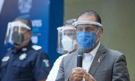 ¡Agradece Gobierno del Estado donación de 10 mil caretas para protección de personal médico y de seguridad!