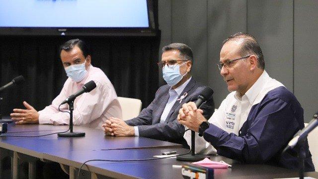 ¡Anuncia gobernador Martín Orozco acciones para evitar alza en contagios por COVID-19!