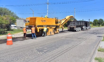 ¡Arranca Municipio obras de rehabilitación de la avenida Gerónimo de la Cueva!
