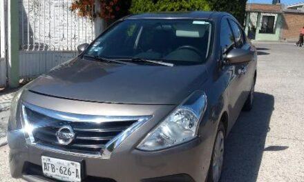 ¡Chofer de Uber de Aguascalientes fue asaltado en Zacatecas y despojado de su automóvil!