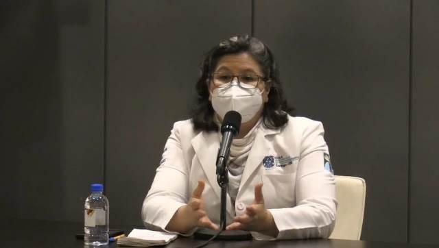 ¡Aumenta a 22 el número de posibles recontagios de coronavirus en Aguascalientes: María Eugenia Velasco Marín!
