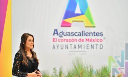 ¡Con resultados firmes Tere Jiménez le cumple a Aguascalientes!
