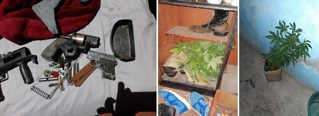 ¡La FGE detuvo a sujeto que compraba vehículos robados y los intercambiaba por droga en Aguascalientes!