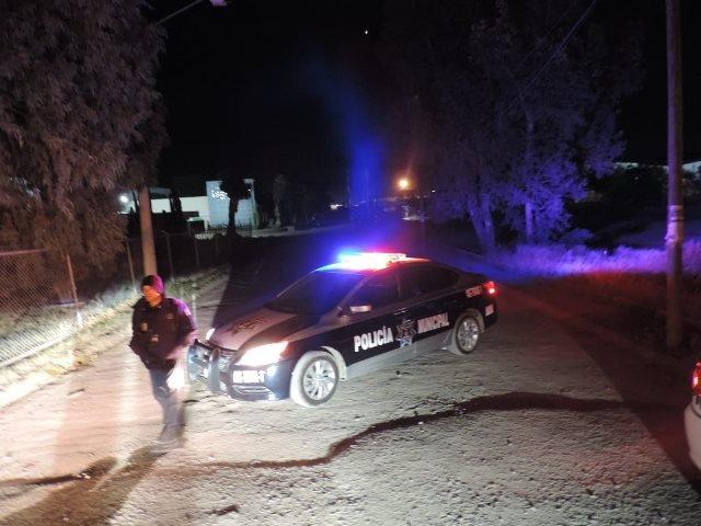 ¡Con explosivos intentaron robar un cajero automático en una empresa en Aguascalientes!