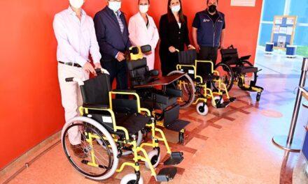 ¡DIF Municipal entregará sillas de ruedas con apoyo del CRIT Aguascalientes!