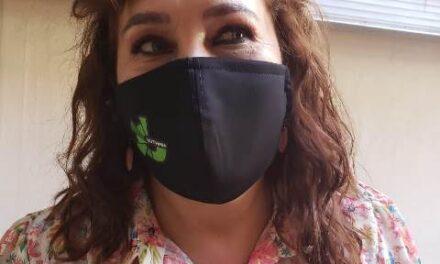 ¡Deberíamos de estar en confinamiento ante el aumento de muertes por COVID-19: Margarita Gallegos Soto!