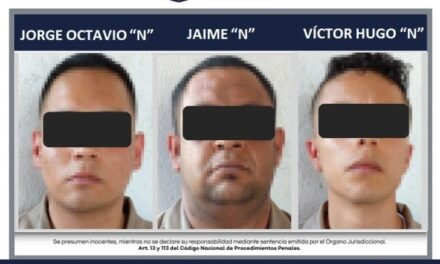 ¡Detuvieron a 3 delincuentes que secuestraron a un ganadero en Lagos de Moreno!