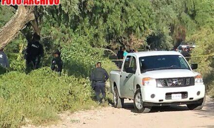 ¡Identificaron a uno de los tres hombres ejecutados en el camino viejo a León en Lagos de Moreno!