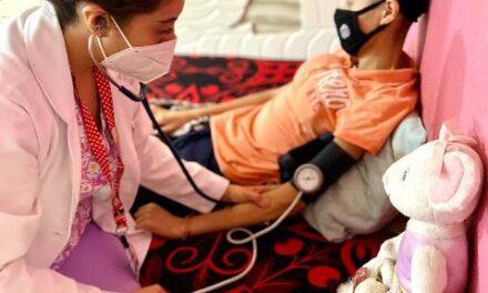 ¡La Secretaría de Salud brinda cuidados paliativos gratuitos a toda la población!