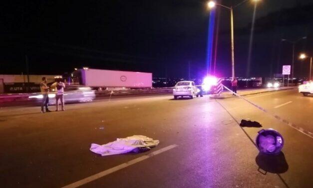 ¡Espantosa muerte de una mujer que fue atropellada y arrastrada en Aguascalientes!