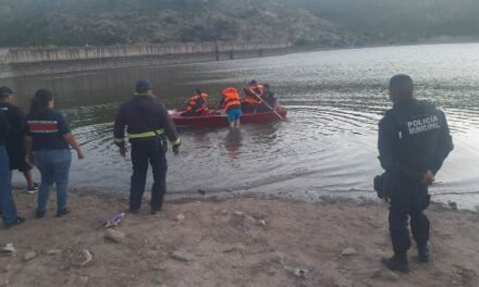 ¡Trágico paseo familiar en Aguascalientes: joven murió ahogado en la presa Los Arquitos!