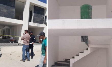 ¡Pintor murió tras caer de 5 metros de altura en una casa en Aguascalientes!
