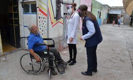 ¡Positivos resultados del programa de atención médica a domicilio para adultos mayores del DIF Municipal!