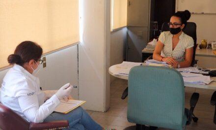 ¡Reconoce la CNDH el trabajo que se realiza en penales de Aguascalientes para prevenir casos de COVID!