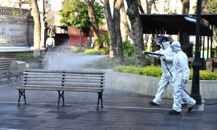 ¡Responsable actuación del Municipio de Aguascalientes en materia de prevención de contagio de coronavirus!